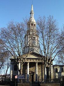 Shoreditch Parish Wikipedia