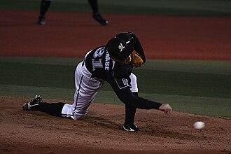 Submarine (baseball) - Shunsuke Watanabe