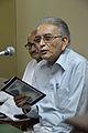 Shyamal Kumar Sen Addressing - Benu Sen Memorial Lecture - Kolkata 2014-05-26 4877.JPG