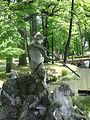Siary zespół pałacowo-parkowy fontanna - Grupa Neptuna nr A-201 (8).JPG