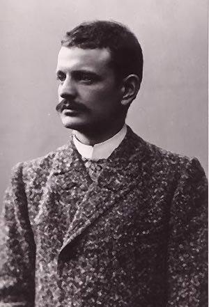 Jean Sibelius - Sibelius in 1891