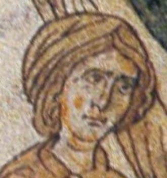 Princess of Taranto - Image: Sibylla of Acerra hlava