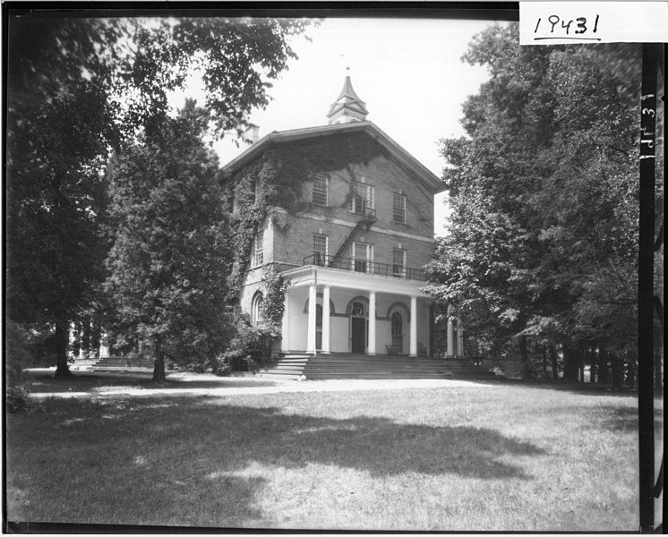 File:Side entrance to Oxford Retreat 1920 (3191725908).jpg