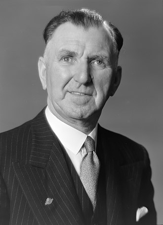Sidney Holland - Holland in 1951