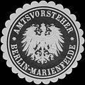 Siegelmarke Amtsvorsteher Berlin-Marienfelde W0380553.jpg