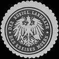Siegelmarke Der K. Landrath des Kreises Moers W0352151.jpg