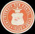 Siegelmarke Gemeinderath der Königl. Stadt Iglau W0317906.jpg
