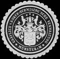 Siegelmarke Gräflich von Korff-Schmisingsche Verwaltung - Münster in Westfalen W0233479.jpg