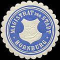 Siegelmarke Magistrat der Stadt Hornburg W0311038.jpg