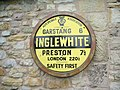Sign, Inglewhite - geograph.org.uk - 912065.jpg