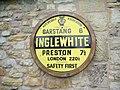 Sign, Inglewhite - geograph.org.uk - 912065.jpg