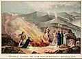 Signal fires on the Slievenamon Mountains - Ireland, 1848 LCCN2001705841.jpg