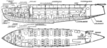 Sikorsky S-40 hull drawing Aero Digest February,1930.png