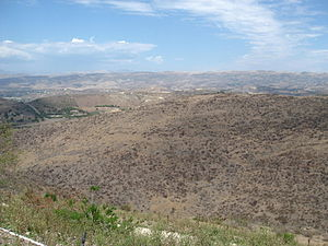 The Forge (Star Trek: Enterprise) - Simi Valley, California, doubled as the desert-like Forge on Vulcan