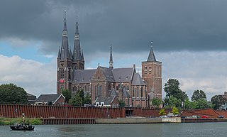 Cuijk Municipality in North Brabant, Netherlands