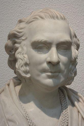 George Harvey (painter) - Sir George Harvey by Amelia Robertson Hill