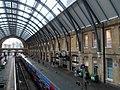 Sir Nigel Gresley - King's Cross Station London N1 9AG - from footbridge.jpg