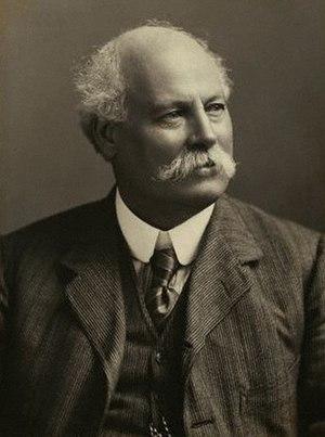 Thomas Brock - Sir Thomas Brock