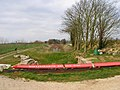 Site of Stewart Bridge, Portsmouth to Arundel Canal - geograph.org.uk - 138570.jpg