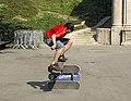 Skateboarding in Central Park (New York) 03.jpg