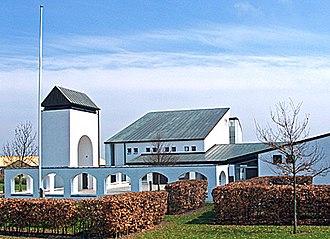 Skejby - Image: Skelager Kirke 2