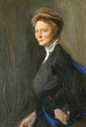 Emily Penrose - Image: Sketch for Dame Emily Penrose (1858–1942)