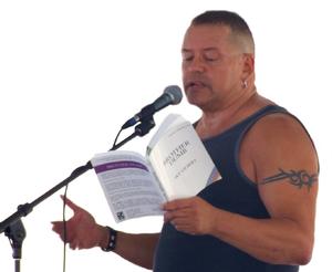 Sky Gilbert - Sky Gilbert reading from his 2006 novel