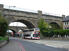 220px Slateford Aqueduct and Viaduct geograph.org.uk 1532265