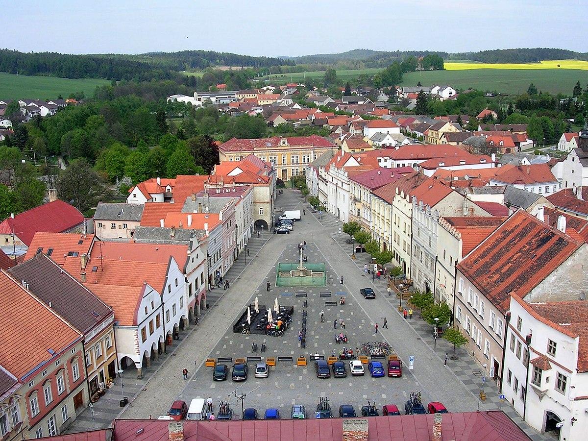 Slavonice - Wikipedia