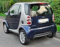 Smart I Facelift rear 20090919.jpg