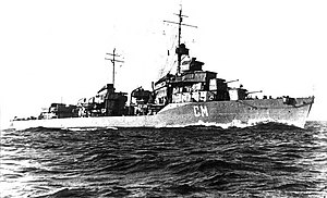 Soobrazitelnyy-class destroyer - Image: Smyshlenyy
