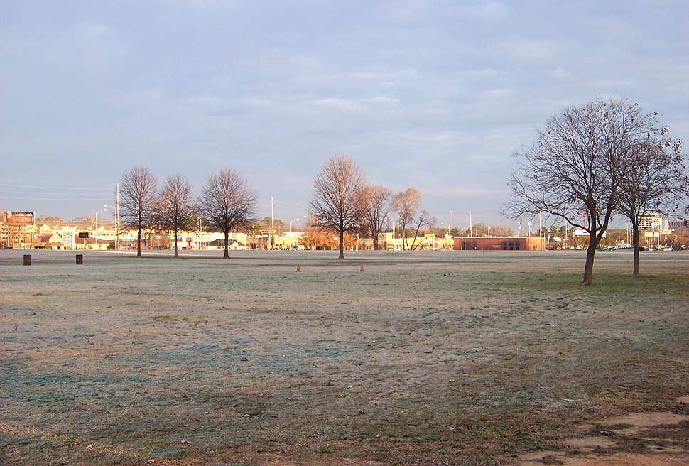 Snow Hinton Park - panoramio