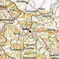 Sofia Bulgaria 1994 CIA map.jpg
