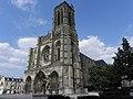 Soissons (02) Cathédrale Façade occidentale 6.JPG