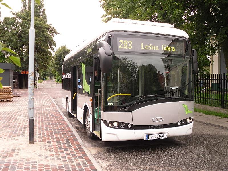 Власти Варшавы заказали 130 электрических автобусов у польской автомобилестроительной компании Solaris