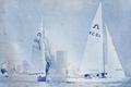 Soling KC 84, 1973 North American Champion, Sid Dakin, John Dakin & Peter Crowler.png