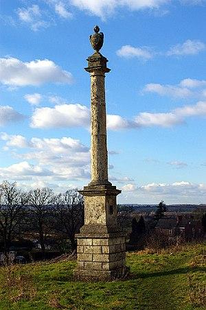 Somerby (Juxta Bigby) - Somerby Monument