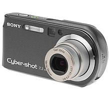 sony cyber shot. sony cyber-shot dsc-p200 (2005) cyber shot o