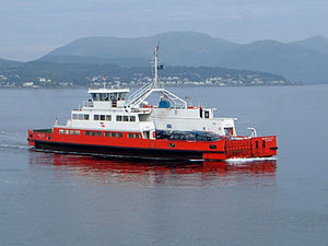 Western Ferries - MV Sound of Sanda