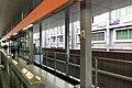 Southbound platform of CRT Shuanglong Station (20191224111415).jpg