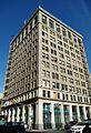 Spalding Building corner - Portland, Oregon.JPG