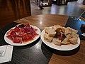 Spanish ham and bread.jpg