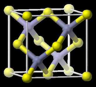 Aluminium gallium indium phosphide - A zincblende unit cell
