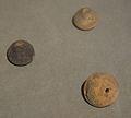 Spindle Whorls - 5th-7th Century CE - Moghalmari Artefact - Kolkata 2014-09-14 7858.JPG