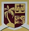 Spitzvilla bei Traunkirchen 02 - Wappen Slatin.jpg