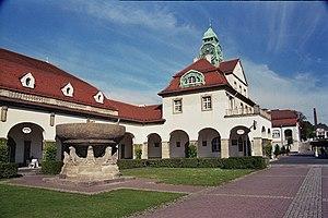 Bad Nauheim - Image: Sprudelhof Bad Nauheim 2