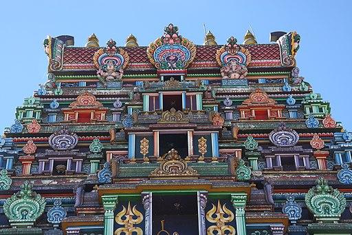 Sri Siva Subramaniya Swami Temple - Nadi, Fiji 3