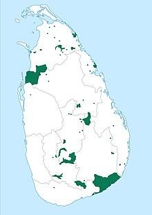 Srí Lanka i paraziták