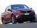 Ssangyong Actyon Sports A 200 S 2012 (14385295196).jpg
