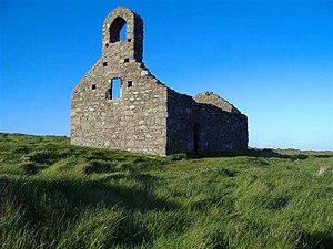 St Michael's Isle - St Michael's Chapel